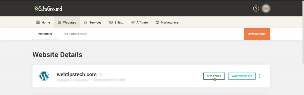 How To Install A WordPress Theme Using FTP step 2