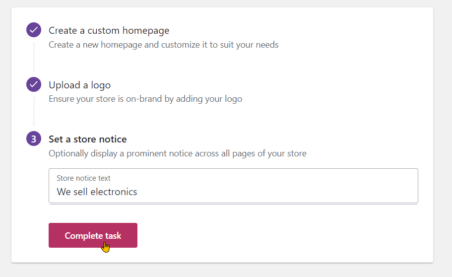 How To Set Up a New WooCommerce Store Step 4