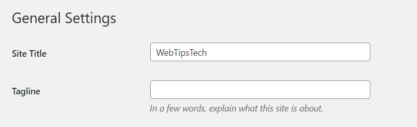 Setting up your website and WooCommerce step 4