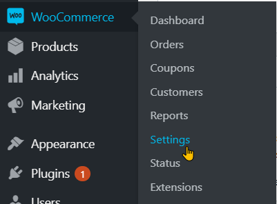 Setting up your website and WooCommerce step 6