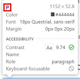 Using Browser Developer Tools To Determine Image Dimensions Step 4